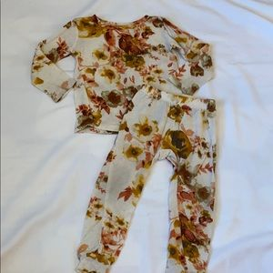 Other - Cozys Floral Pajamas